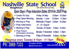Prep Open Dates